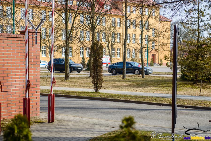 Prezydent Andrzej Duda odwiedził Lubliniec