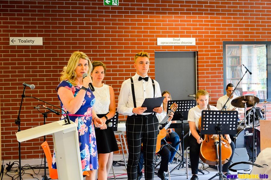 Lubiteka - sobotnie otwarcie biblioteki dla mieszkańców