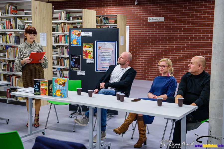Jak wydać książkę? Spotkanie z lublinieckimi autorami książek