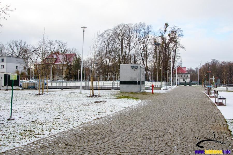 Lodowisko w Lublińcu 2019/2020