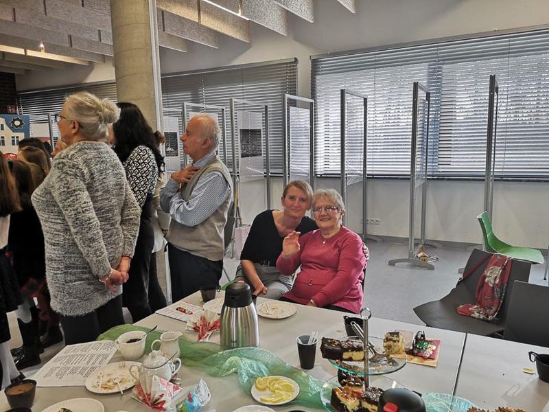 Spotkanie przedświąteczne dla seniorów w Lubitece