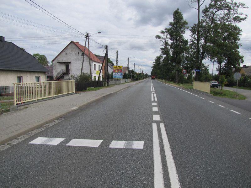 zdjęcie mostu w kierunku Dobrodzienia