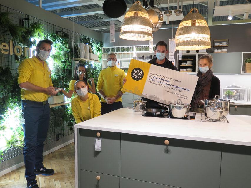 Mieszkaniec Lublińca nagrał wideo i wygrał kuchnię w konkursie IKEA o wartości 20 tys. zł