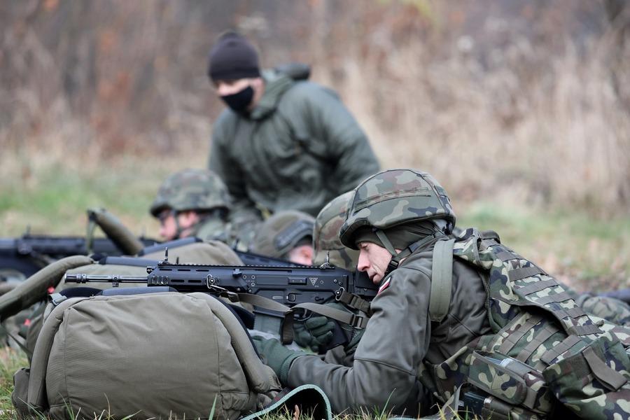 Byli specjalsi wracają do wojska by służyć  w 13. Śląskiej Brygadzie Obrony Terytorialnej