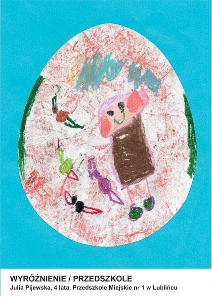 XIV Konkurs Plastyczny na Świąteczną Pisankę Wielkanocną