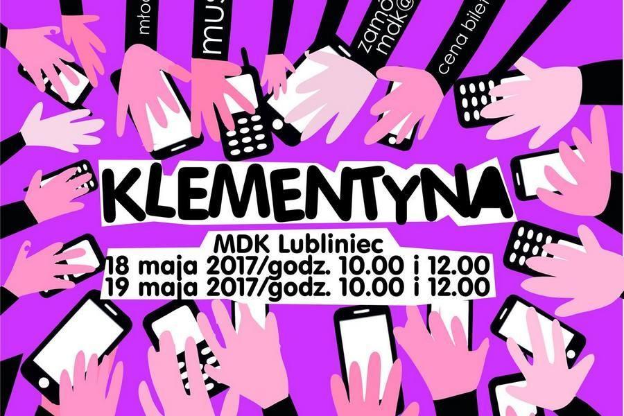 "Musical ""Klementyna"""