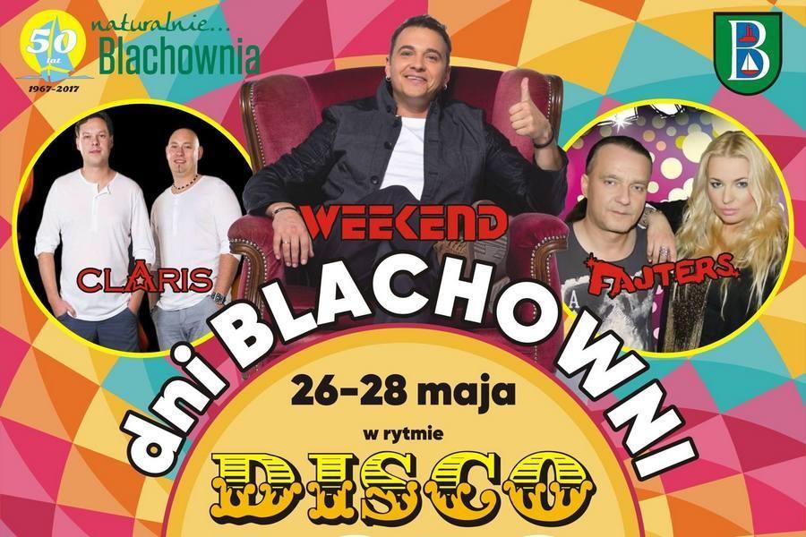 Program Dni Blachowni 2017 w rytmach disco polo