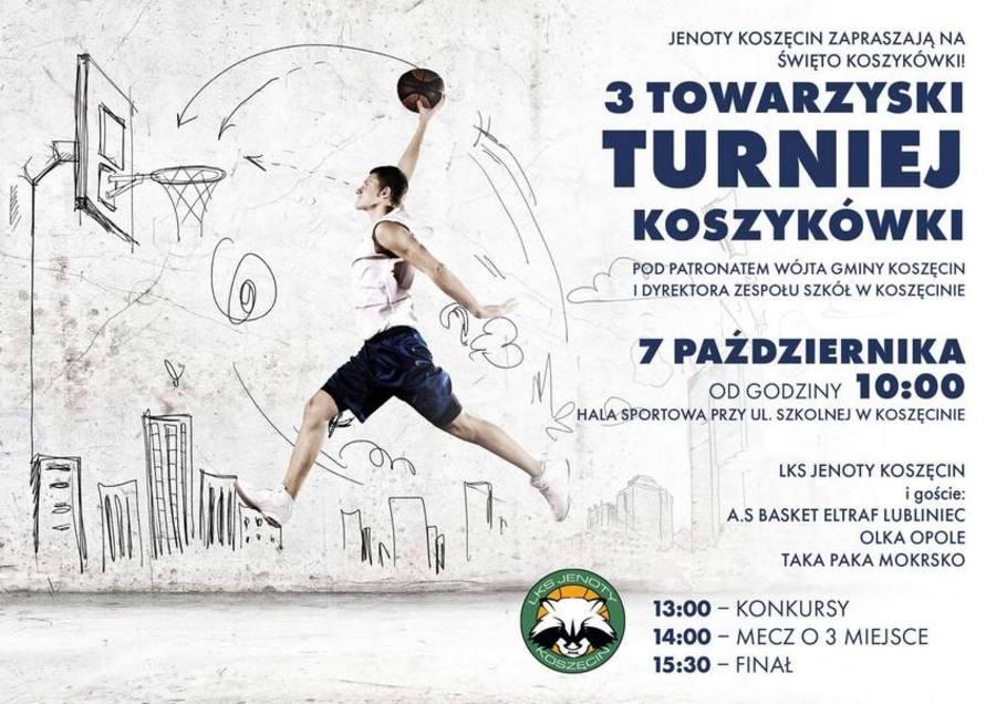 3 Towarzyski Turniej Koszykówki