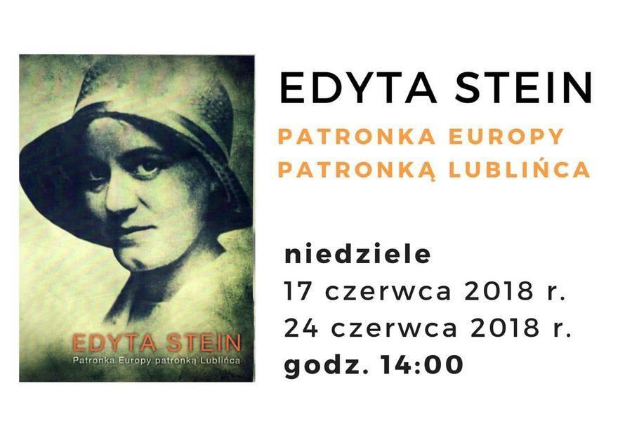 Bezpłatne pokazy filmu o Edycie Stein