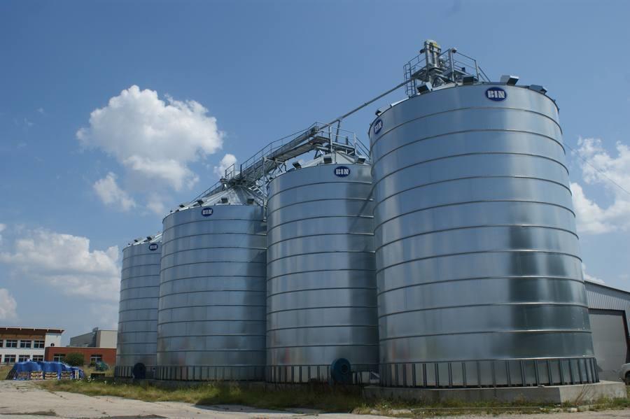 W Pawonkowie powstaje największy zakład tłoczenia oleju w Polsce