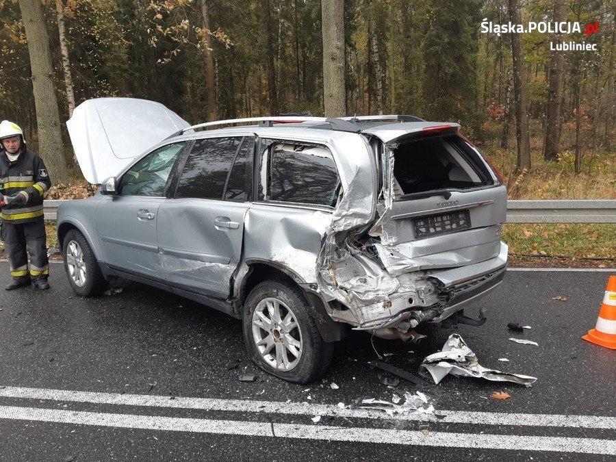 Wypadek na W907