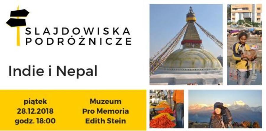 Slajdowiska Podróżnicze: Indie i Nepal