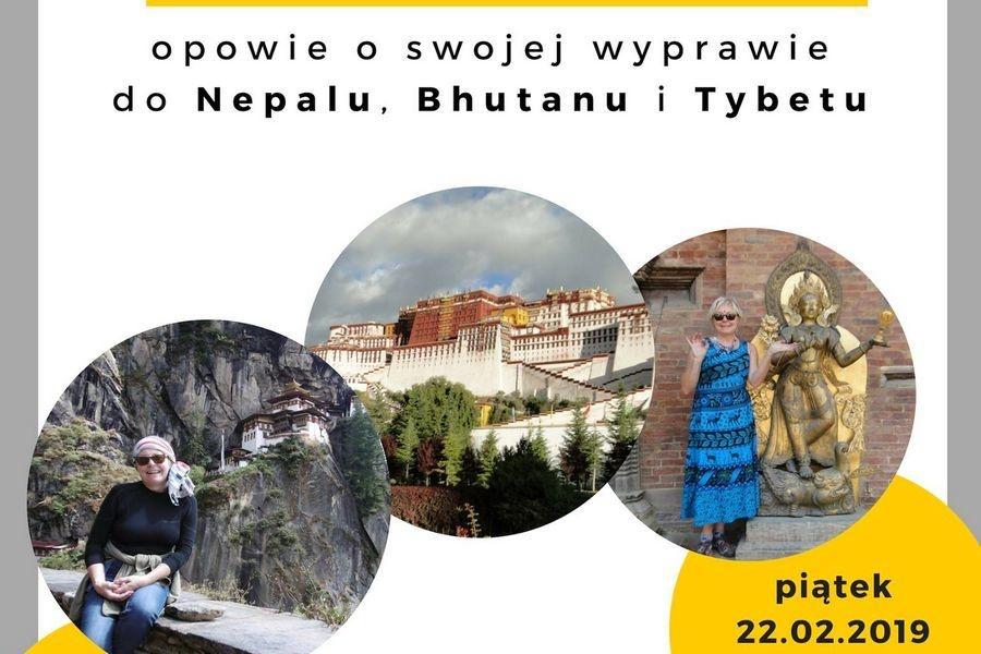Slajdowisko Podróżnicze: Nepal, Bhutan, Tybet