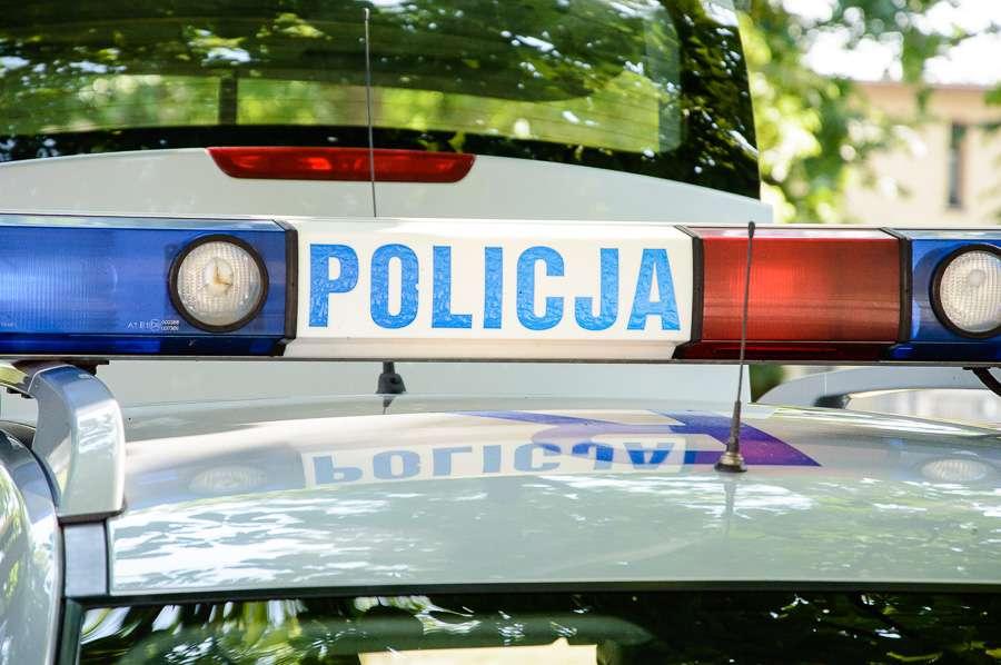 Oszust na tzn. wnuczka zatrzymany przez lubliniecką policję w innym województwie