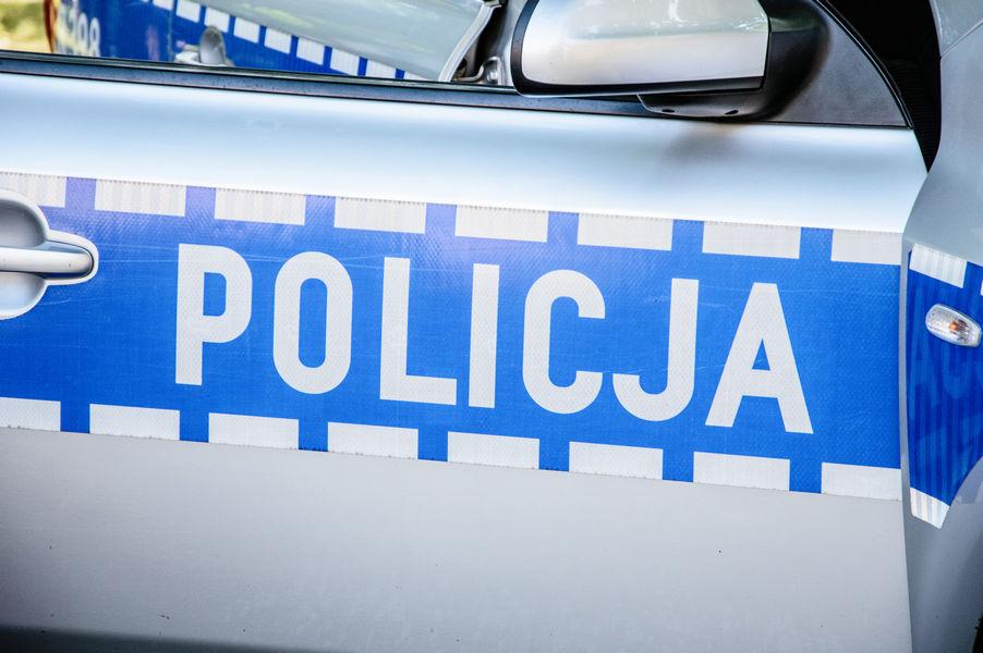 Niedoszły podpalacz w rękach policjantów