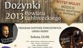 Dożynki Powiatu Lublinieckiego 2013 PROGRAM