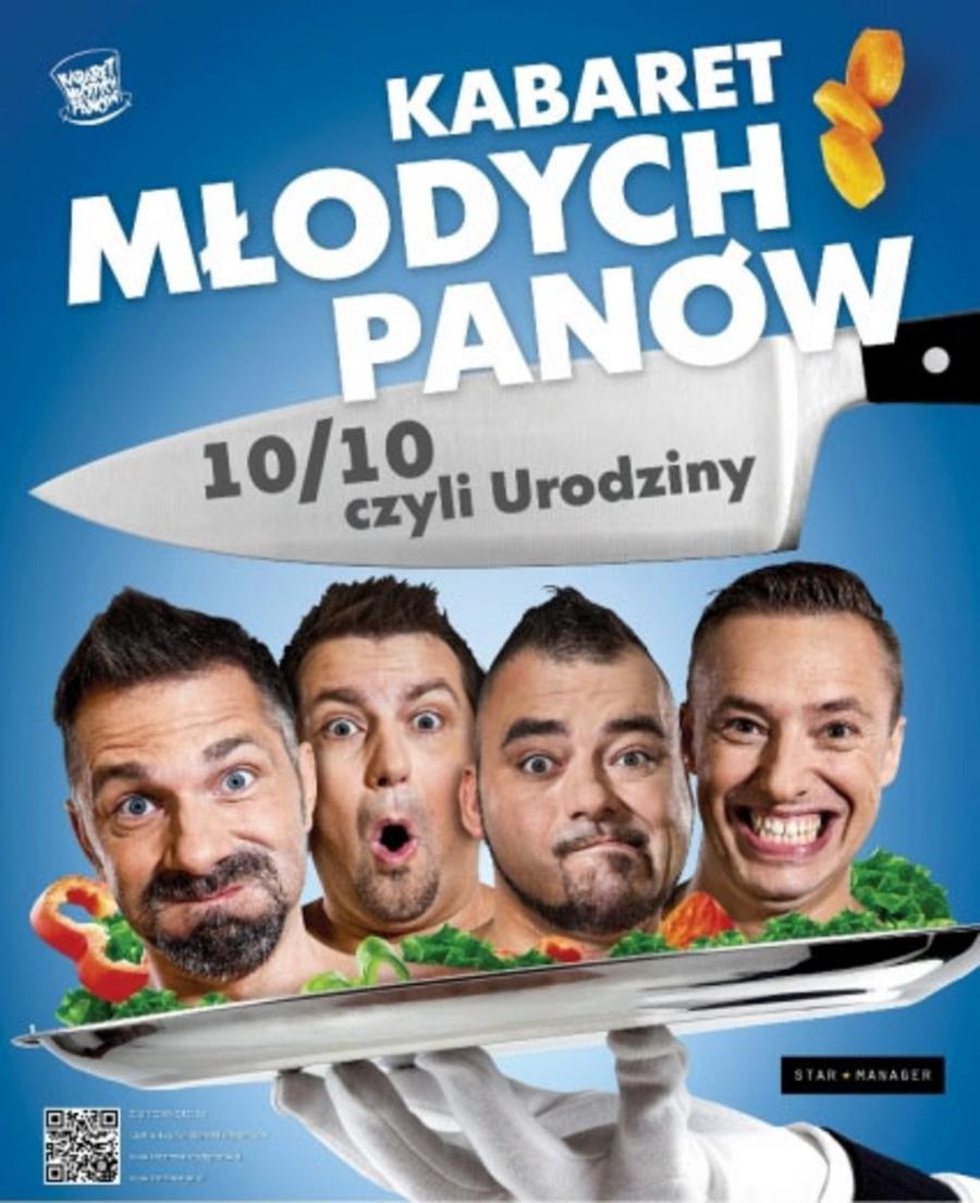 Kabaret Młodych Panów - drugi występ