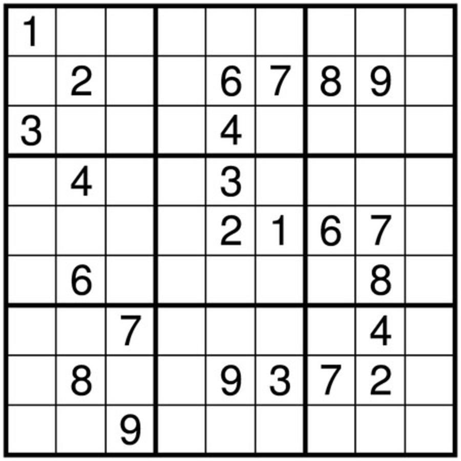 CKZiU zaprasza na konkurs Sudoku