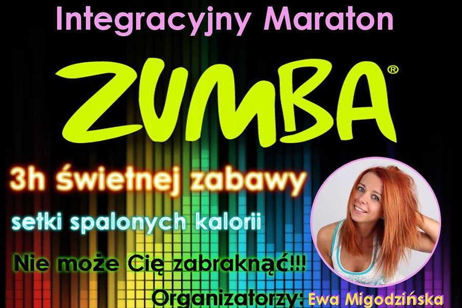 Integracyjny Maraton Zumby