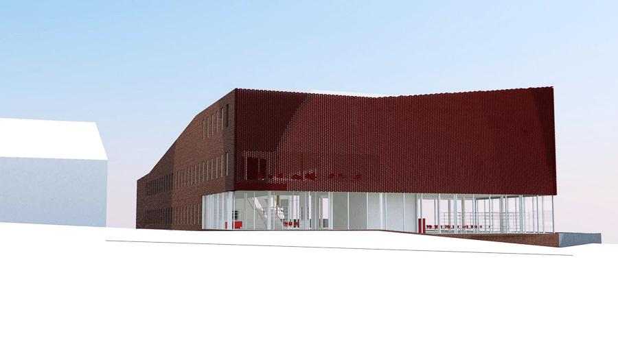 Nowa biblioteka za blisko 10 mln zł - wizualizacje