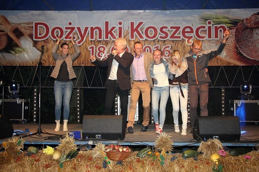 Dożynki Gminy Koszęcin - FOTO i WIDEO